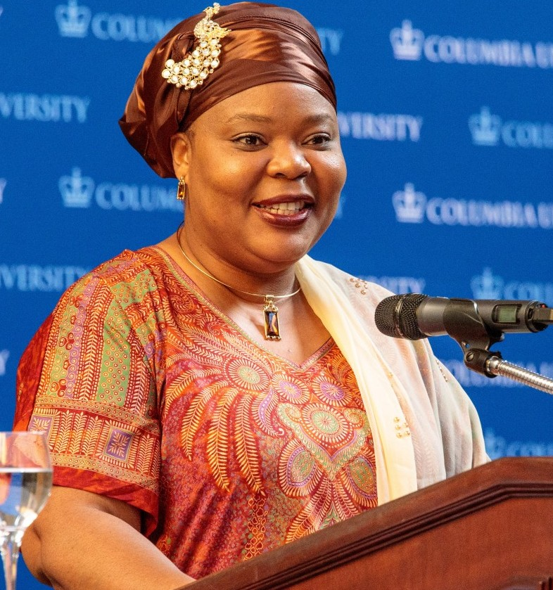 Photo of Leymah Gbowee, Executive Director of the Women, Peace, and Security Program